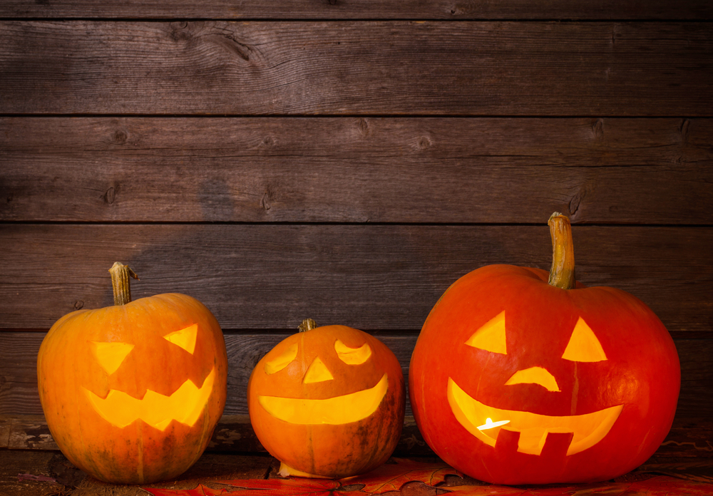 Voil comment halloween sera une vraie f te d pouvante livre photo cewe - Comment vider une citrouille ...