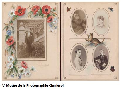 « L'échappée belle » – tentoonstelling van Familiealbums