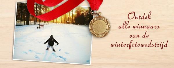 Winnaars winterfotowedstrijd zijn bekend!