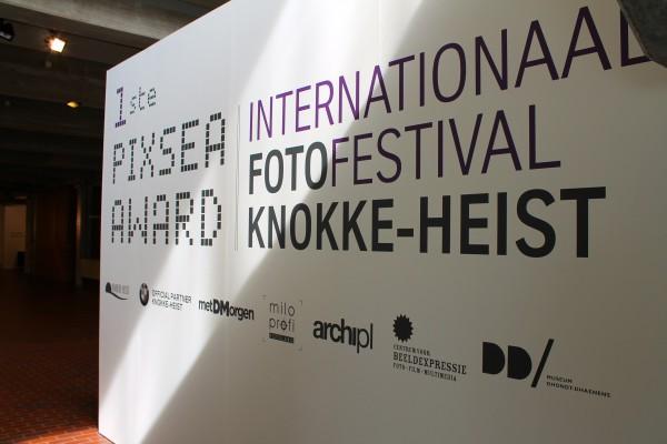 Internationaal Fotofestival Knokke-Heist: 1ste PIXSEA AWARD
