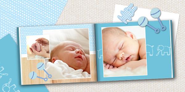 11 tips voor het mooiste babyboek (deel 1)