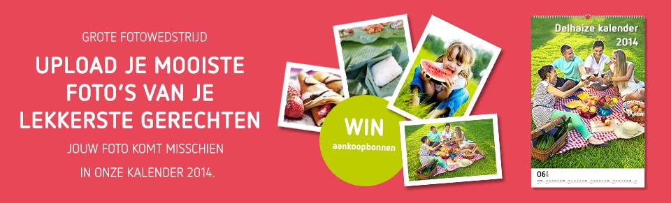 De winnaars van de Delhaize fotowedstrijd zijn bekend!