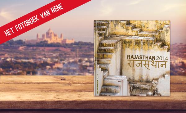 Fotoboek: Een reisverslag van Rajasthan