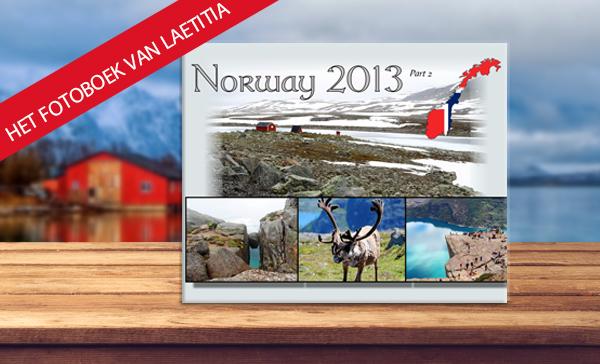 Het fotoboek van Laetitia: de schoonheid van de Noorse fjorden